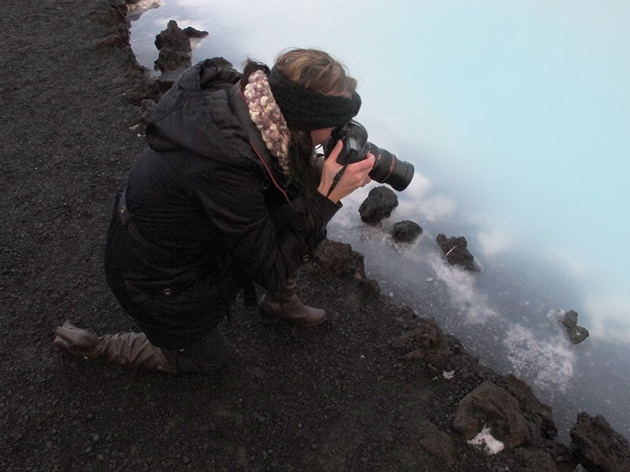 Bilde fra Island - Den blå lagune