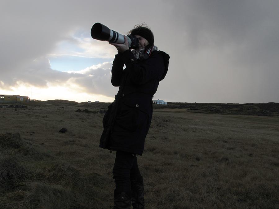 Bilde fra Fotoekspedisjon til elementenes øy - mange motiv
