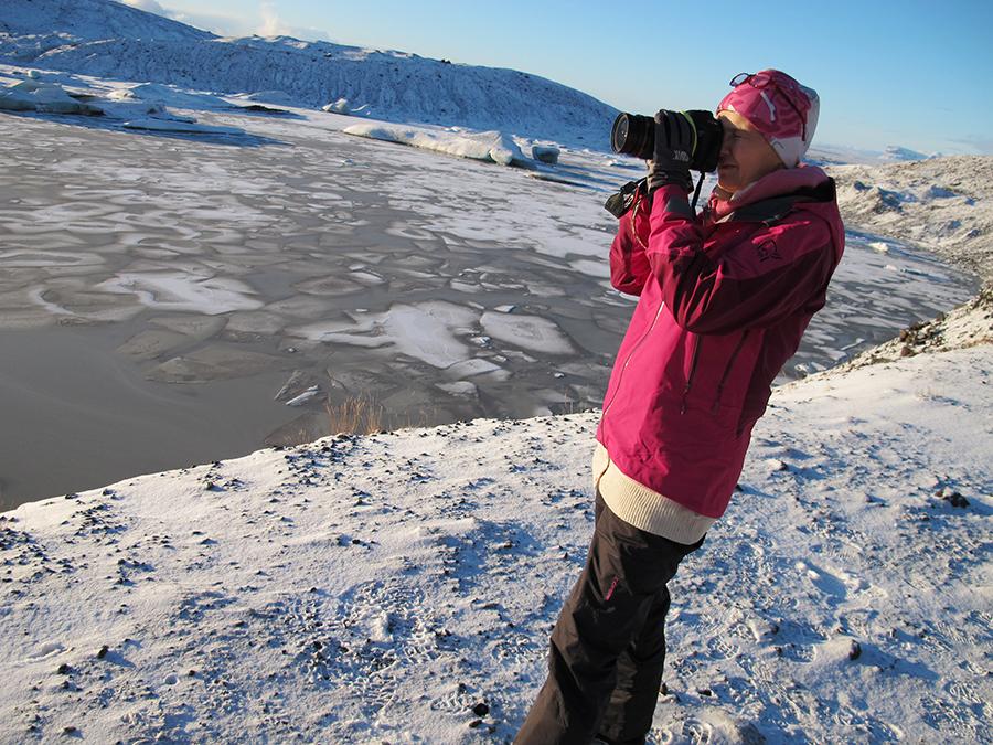Bilde fra Island - Vatnajøkull