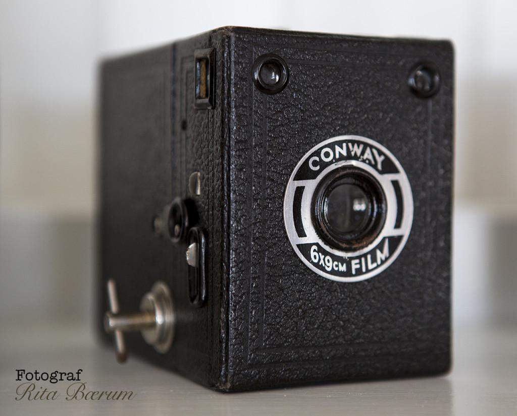 Gamle kameraer - Conway, kalt Standard No.2