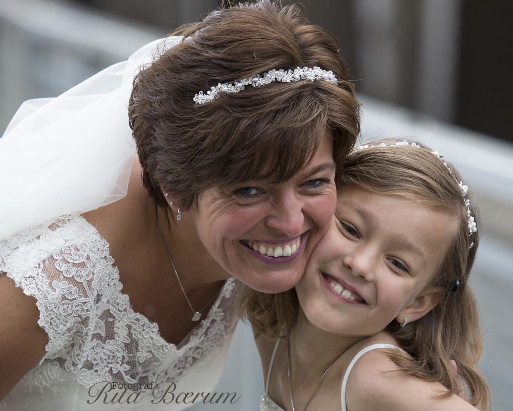 Bildet fra Booking av bryllupsfotografbryllup - brud og brudepike