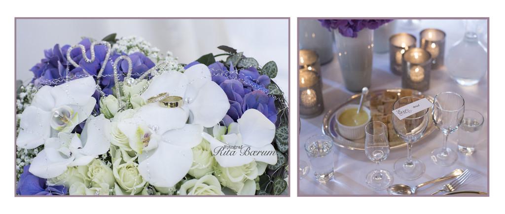 Bildet i Bryllupstips fra bryllupsfotografen - bryllupsdekorasjoner