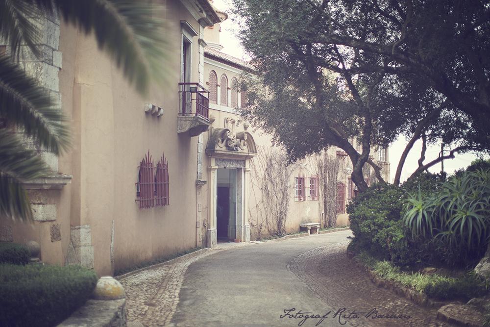 Vakre kulisser i Cascais, et romantisk og idyllisk sted for fotografering.