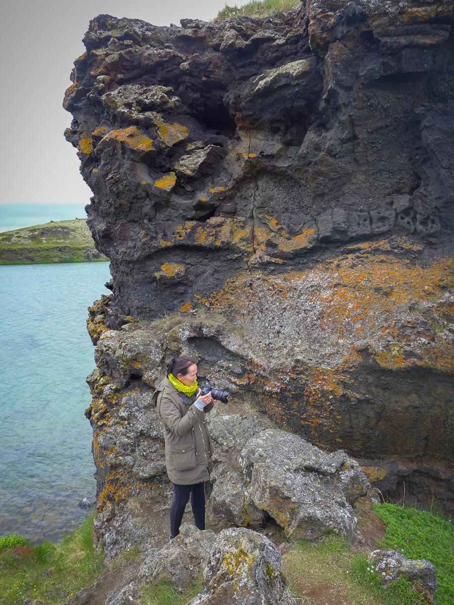Fototur til Island