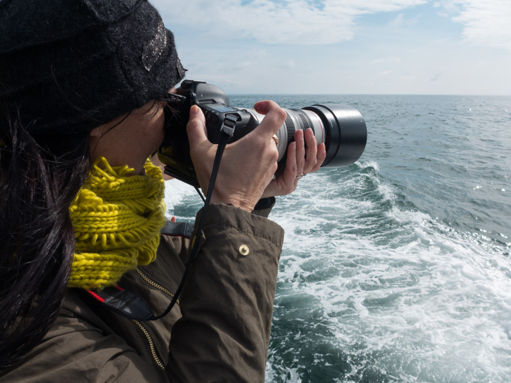 Fototur til Island. Portrett av fotografen