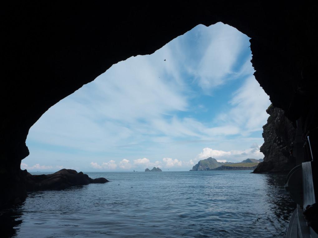 Fototur til Island. Grotte på Heimaey